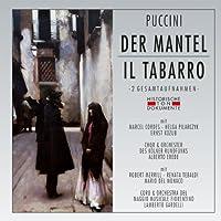 Der Mantel/Il Tabarro (2 gesamtaufnahmen in deutsch & italienisch)