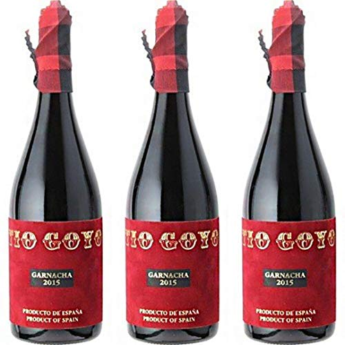 Tío Goyo Vino Tinto - 3 Botellas - 2250 ml