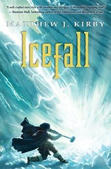 Icefall (Dane Maddock series Book 4) by [Matthew J. Kirby]