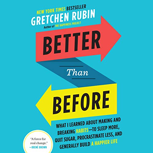 Couverture de Better Than Before