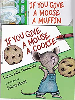 Paperback If You Give a Mouse a Cookie Book