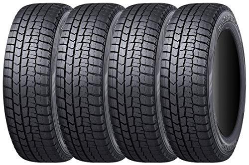 【4本セット】 14インチ ダンロップ(Dunlop) スタッドレスタイヤ WINTER MAXX 02 175/65R14 82Q 4本