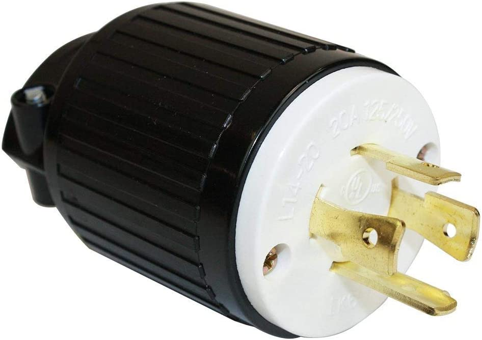 Max 56% OFF Superior Electric YGA028 Twist Lock Plug 20A 125 Electrical 250V Ranking TOP3