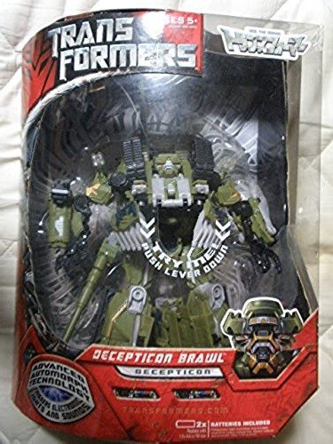 Transformers Movie Leader-Class EX Elektronische Brawl (Japan Import / Das Paket und das Handbuch werden in Japanisch)