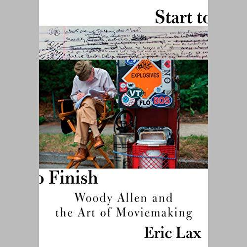 Start to Finish audiobook cover art