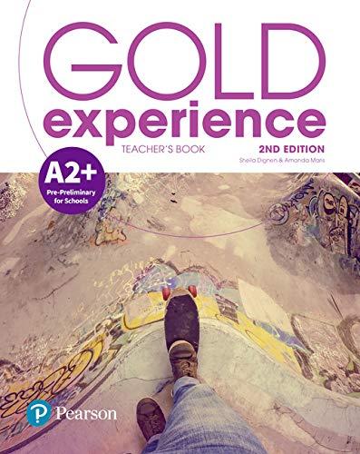 Gold experience. A2. Teacher's book. Per le Scuole superiori. Con e-book. Con espansione online