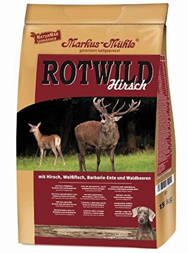 Markus-Mühle ROTWILD Hirsch (15kg)