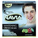 NAVIA Riztics Whitening Cream with Whitening Booster for Men