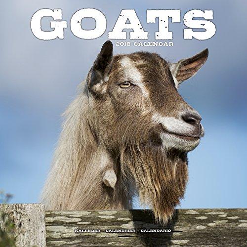 Goats Calendar 2018