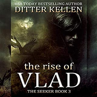 The Rise of Vlad (A Vampire Thriller) cover art