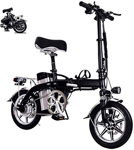 Bicicletas Eléctricas, Plegable bicicleta eléctrica for Adultos - Mini 14