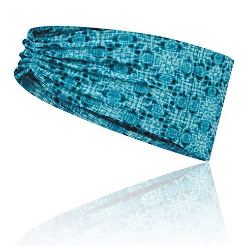 Buff Coolnet - Cinta para la cabeza, protección UV + Tapered para piscina, talla única