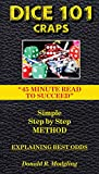 DICE 101 CRAPS: 45 Minute Read to Succeed (English Edition)