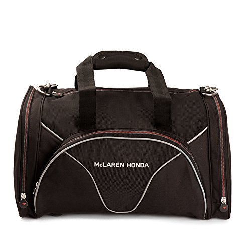 McLaren Honda - Sports Line Gym Bag - Talla - 47x32x40 - Color - Negro