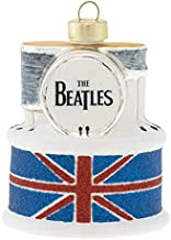 kat + annie The The Beatles Drum Set Ornament, Red White and Blue