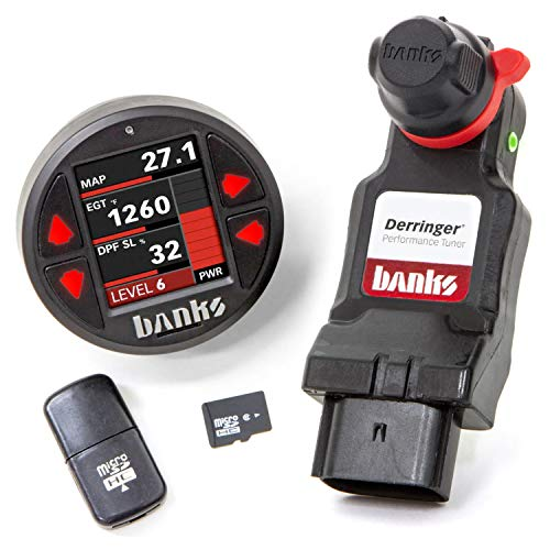 Banks Power 2020 GM 2500/3500 6.6L L5P Derringer Tuner (Gen 2) w/ 1.8in iDash Da
