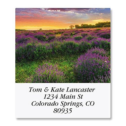 Sunsets Self-Adhesive, Flat-Sheet Select Address Labels (12 Designs)