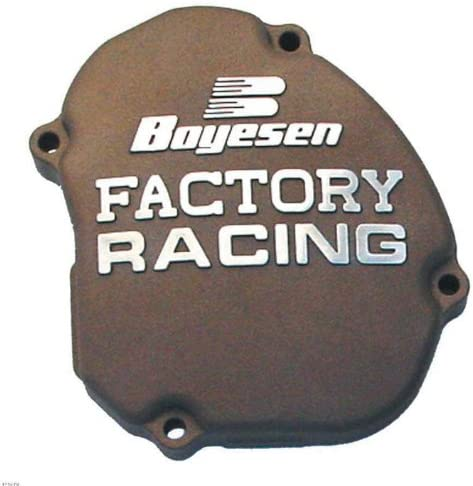 gift Boyesen SC-40AM Magnesium NEW before selling Factory Cover Ignition Racing