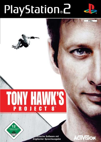 Activision  Tony Hawk's Project 8 PlayStation2