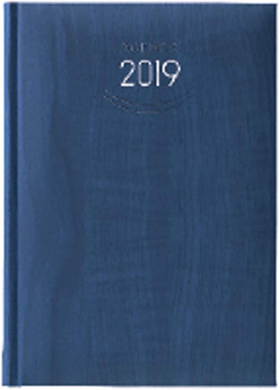 Kalender 2019 Tagebuch personalisierbar PASTEL DAILY DAILY DAILY Blau_Fermento Italia blau B07KCV56FJ   München  243dbf