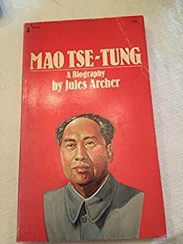 Mao Tse-Tung 0671479105 Book Cover