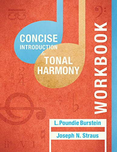Price comparison product image Student Workbook: for Concise Introduction to Tonal Harmony