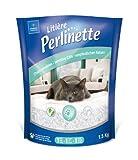 Perlinette Litière en Silice pour Chat Sensible 1,5 kg