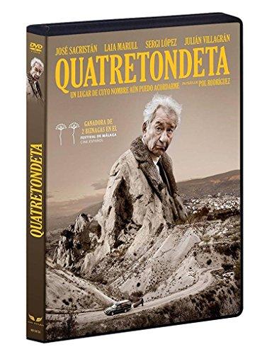 Quatretondeta [DVD]