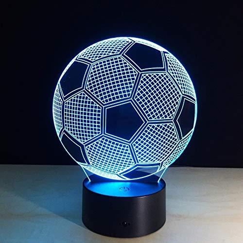 Veilleuse LED changeant de couleur - Décoration de Noël