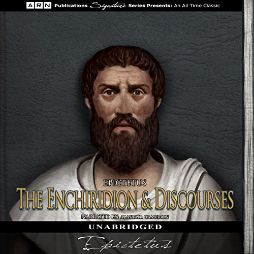 The Enchiridion and Discourses audiobook cover art