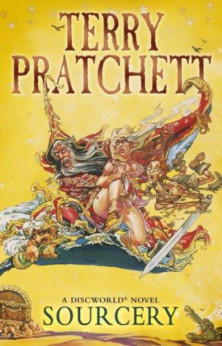 Sourcery: (Discworld Novel 5) (Discworld series) (English Edition)