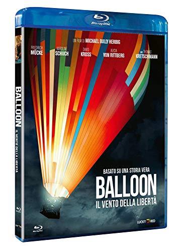 Balloon – Il Vento Della Libertà (Blu-Ray)  ( Blu Ray)