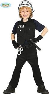 Amazon.es: disfraz de policia niño - 5-7 años