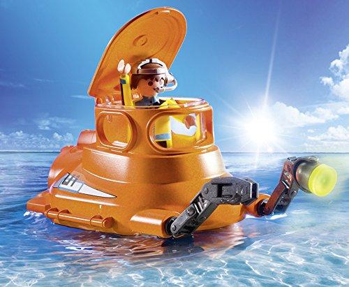 Submarino con motor Playmobil - Sports& Action (9234)