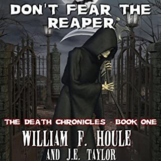 Don't Fear the Reaper audiobook cover art