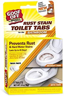Goof Off ESX20002 Toilet Drop-In Tabs