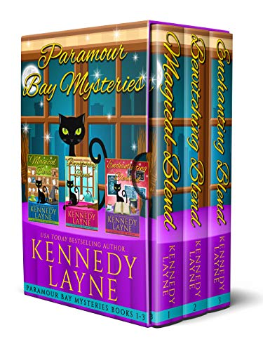 Paramour Bay Mysteries Books 1-3 (Paramour Bay Mysteries Boxset Book 1)