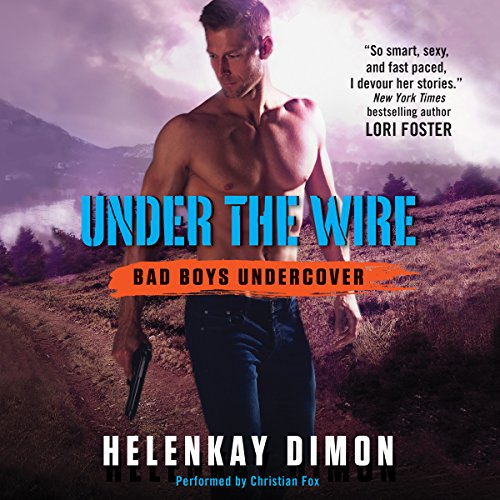 Under the Wire audiobook cover art