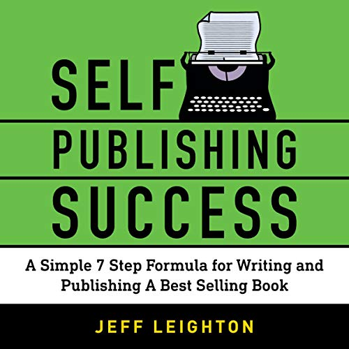 Self Publishing Success audiobook cover art
