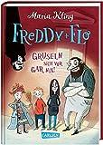Freddy und Flo gruseln sich vor gar nix!: Kinderbuch ab 8 Jahren über ein lustiges Spukhaus (1)