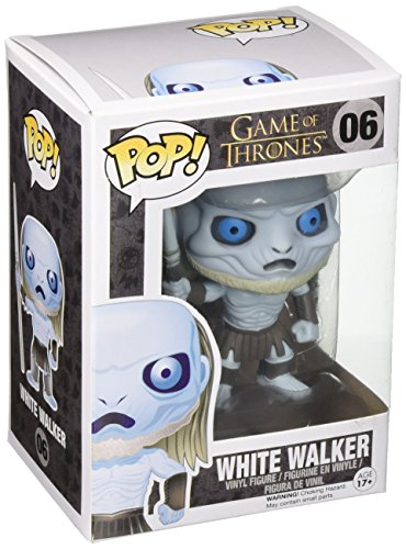 Funko Pop! - Vinyl: Game of Thrones: White Walker (3017)