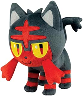 Pokemon Litten Plush - 8