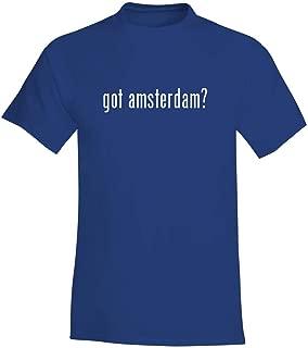 The Town Butler got Amsterdam? - A Soft & Comfortable Men's T-Shirt