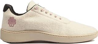 Baabuk Urban Wooler Sneaker (Cream, Cream)