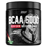 Nutrex Research BCAA 6000 | 6 Grams of Branched Chain Amino Acids | Best BCAA Powder with Proven...