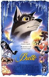 Pop Culture Graphics Balto Poster Movie 11x17