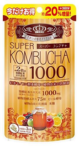 SUPERKOMBUCHA1000mg