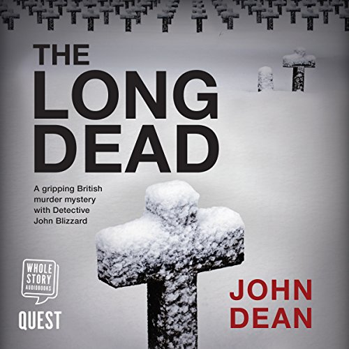 The Long Dead audiobook cover art