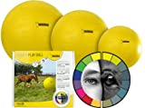 Pelota para jinetes, juego con caballos, Maximus Power Play Ball, 100 cm