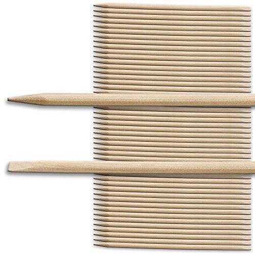 Rosenholzstäbchen Set 50 Stück Paket - Sun Garden Nails